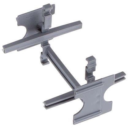 Крестик для монтажа стеклоблоков под шов 5 мм цена