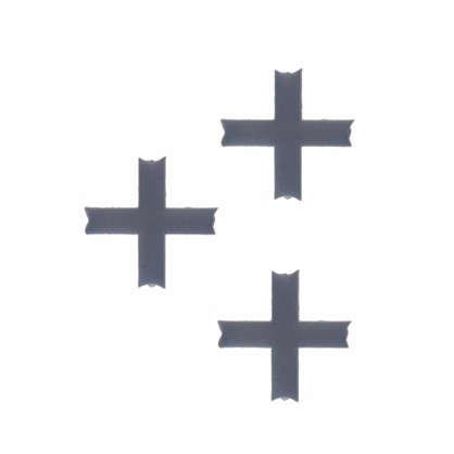 Крестики для кафельной плитки 4 мм 100 шт. цена