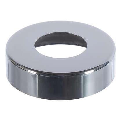 Крышка декоративная 50 мм нержавеющая сталь цена