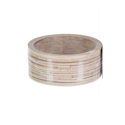 Кромка №134 без клея для плинтуса 305х3.2 см цвет дерево цена