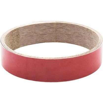 Кромка для плинтуса Анна 240х3.2 см цвет красный цена