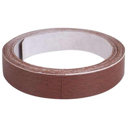 Кромочная лента 16 мм 5 м цвет орех цена