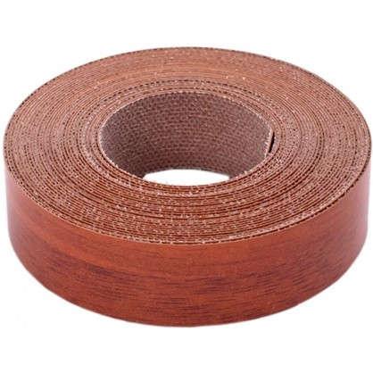 Кромочная лента 19 мм 5 м цвет итальянский орех цена
