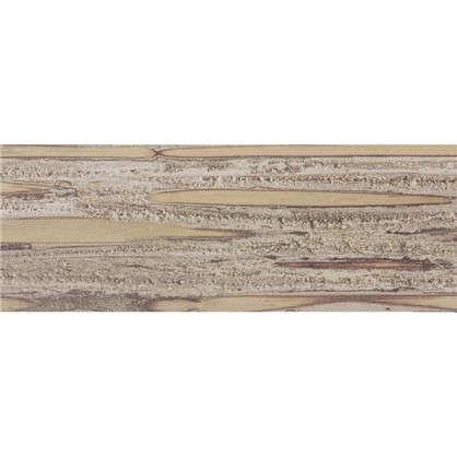 Кромочный пластик для столешницы с клеем 2042м Бамбук 4.5х305 см цена