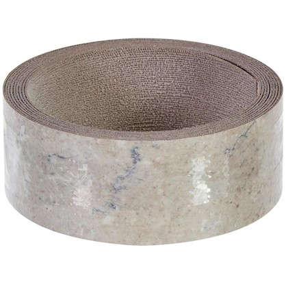 Кромочный пластик для столешницы с клеем 803м Малага 4.5х305 см цена