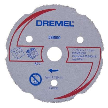 Круг отрезной карбидный для Dremel DSM20 цена