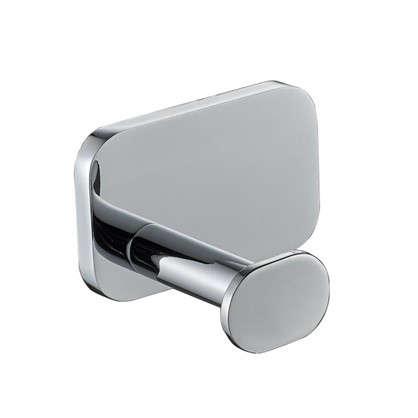 Крючок Kraft металл цвет хром цена