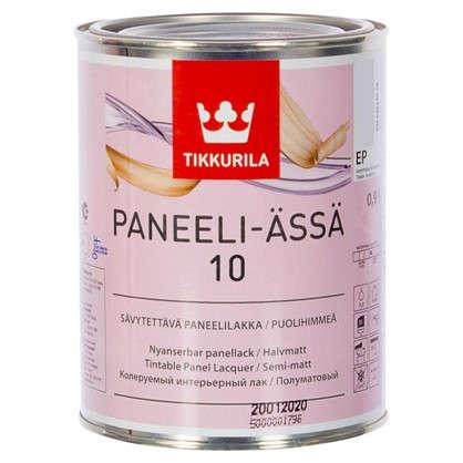 Лак Панели-Ясся 10 матовый 0.9 л цена