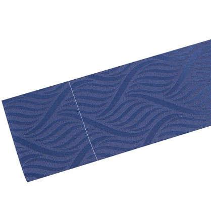 Ламели для вертикальных жалюзи Флэйм 180 см цвет синий 5 шт. цена