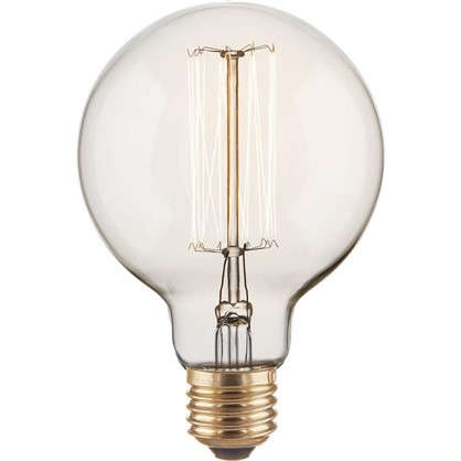 Лампа Эдисон G95 60 Вт цена