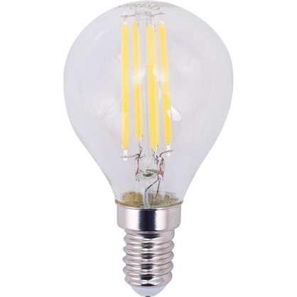 Лампа Filament Шар E14 11W 750lm 4100K цена