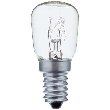 Лампа накаливания для духовки и холодильника Bellight E14 15 Вт свет тёплый белый цена