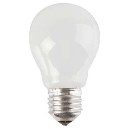 Лампа накаливания Lexman шар E27 75 Вт свет теплый белый цена