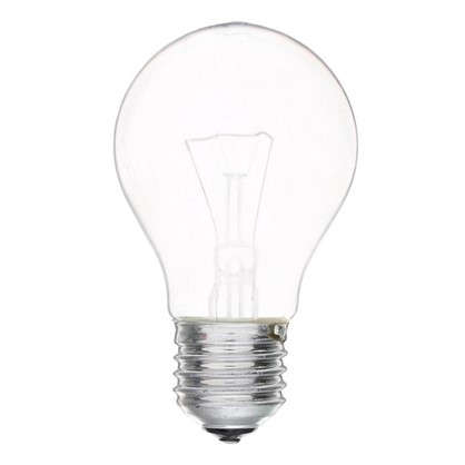 Лампа накаливания Radium Стандарт E27 95 Вт прозрачная колба цена