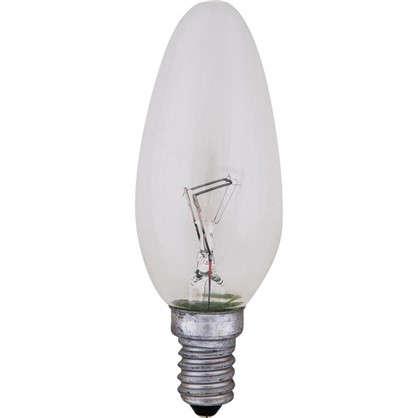 Лампа накаливания Radium Свеча E14 40 Вт прозрачная колба цена