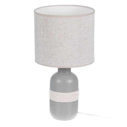 Лампа настольная Sorita 1 1х60 ВтхЕ27 цвет коричневый цена