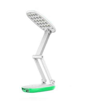 Лампа настольная светодиодная Старт СТ82 цвет зеленый