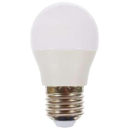 Светодиодная лампа Bellight Шар E27 4 Вт 350 Лм свет теплый белый