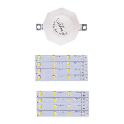 Лампа светодиодная для светильника настенно-потолочного до 180 мм 12 Вт свет теплый белый цена