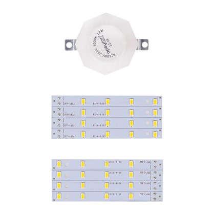 Лампа светодиодная для светильника настенно-потолочного до 220 мм 16 Вт свет теплый белый цена