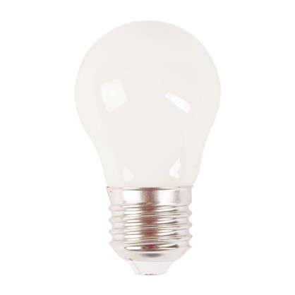 Светодиодная лампа Lexman E27 45 Вт 470 Лм 4000 K свет нейтральный матовая колба цена