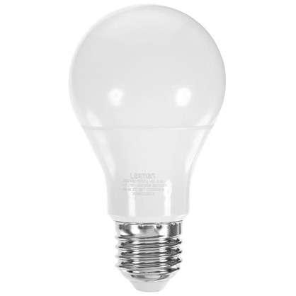 Светодиодная лампа Lexman Е27 85 Вт 806 Лм 2700 K/4000 K/6500 K свет регулируемый цена