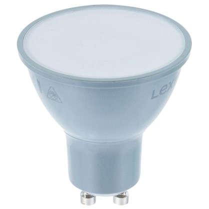 Светодиодная лампа Lexman GU10 7.5 Вт 600 Лм свет холодный белый