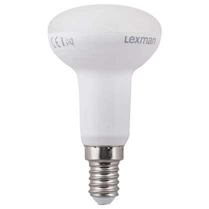 Светодиодная лампа Lexman спот R50 E14 5 Вт 430 Лм свет холодный белый цена