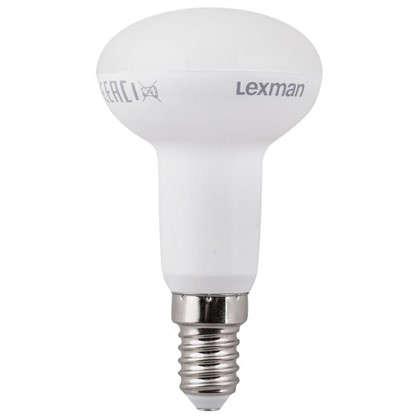 Светодиодная лампа Lexman спот R50 E14 5 Вт 430 Лм свет теплый белый цена
