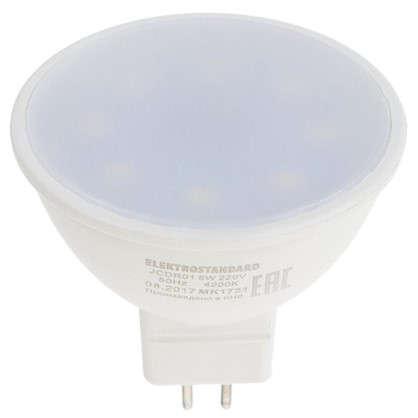 Светодиодная лампа MR16 JCDR01 5 Вт 220 В 4200 К цена