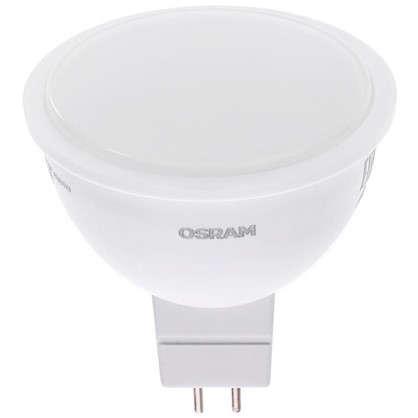 Светодиодная лампа Osram GU5.3 5.2 Вт 500 Лм свет холодный белый матовая колба цена