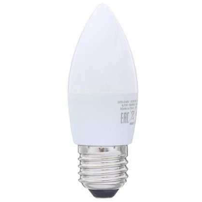 Светодиодная лампа Osram Свеча E27 6.5 Вт 550 Лм свет холодный белый цена