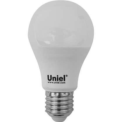 Лампа светодиодная Uniel для бройлеров E27 9 Вт для диммера цена