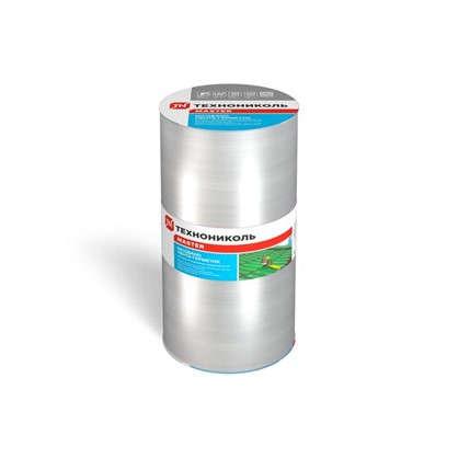 Лента-герметик Никобенд 3х01 м цвет серебристый цена