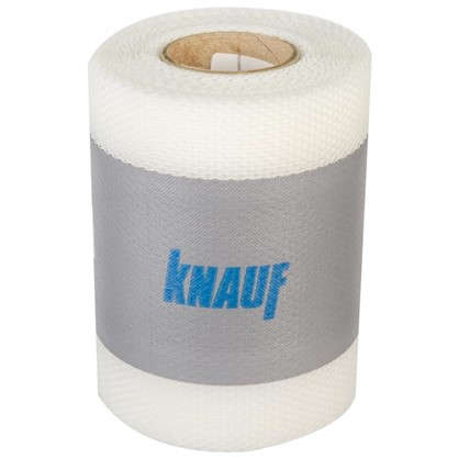 Лента гидроизоляционная Knauf Флэхендихтбанд 10 м x 7/12 см цена