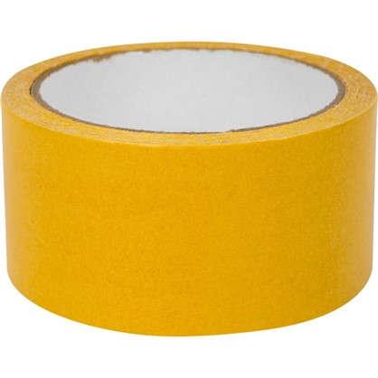 Лента клейкая двухсторонняя 0.05 мм х 10 м для укладки напольных покрытий цена