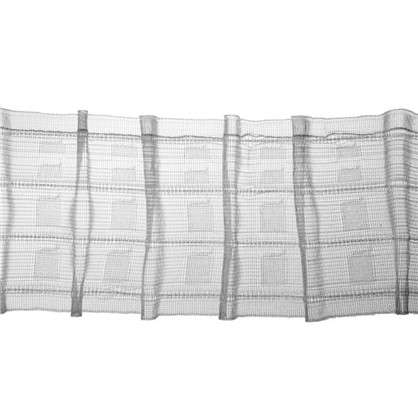 Шторная лента Bocelli с карандашными складками 76 мм цвет прозрачный цена