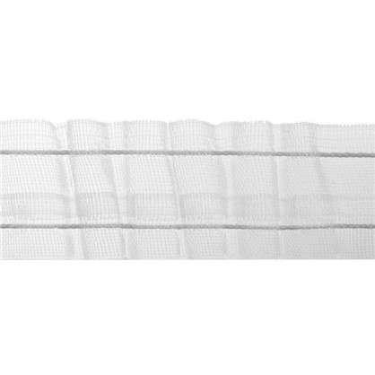 Шторная лента Monaco универсальная 29 мм полиэстер цвет прозрачный цена