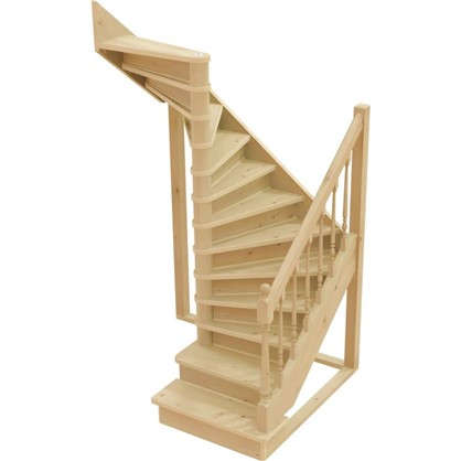 Лестница поворотная на 180° ЛС-05 универсальная цена