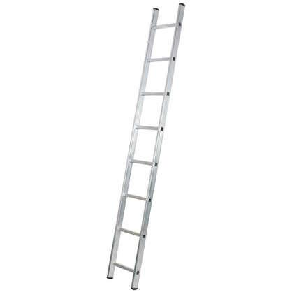 Лестница приставная односекционная Standers 8 ступеней цена