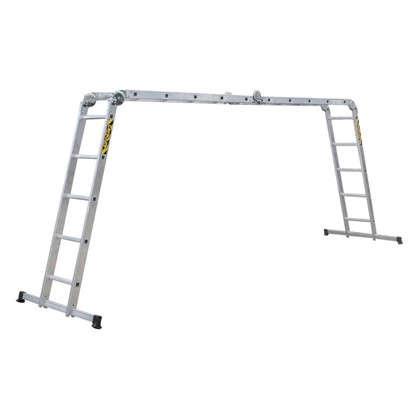 Лестница-трансформер 4 секции по 5 ступеней цена