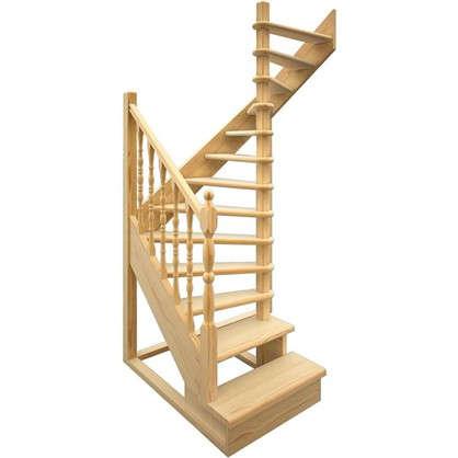 Лестница универсальная ЛЕС-03
