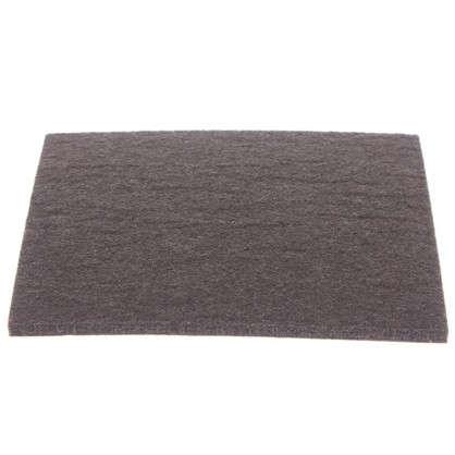 Лист фетра Standers 100x100 мм квадратные войлок цвет коричневый 1 шт.