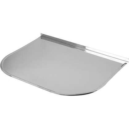 Лист притопочный 600х500 мм нержавеющая сталь цена