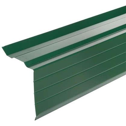 Лист ветровой с полиэстеровым покрытием 2 м цвет зелёный цена