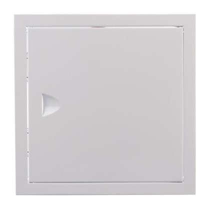 Люк ревизионный Домовент видимый 30х30 см металл цена