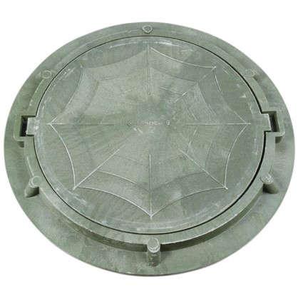Люк смотровых колодцев полимер-песок