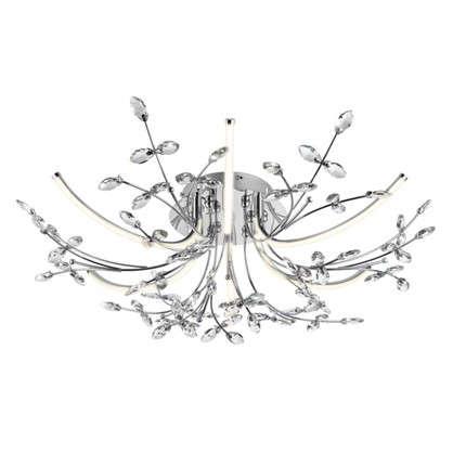 Люстра светодиодная Bianka 90037/6 6хLEDх6 Вт цвет хром цена