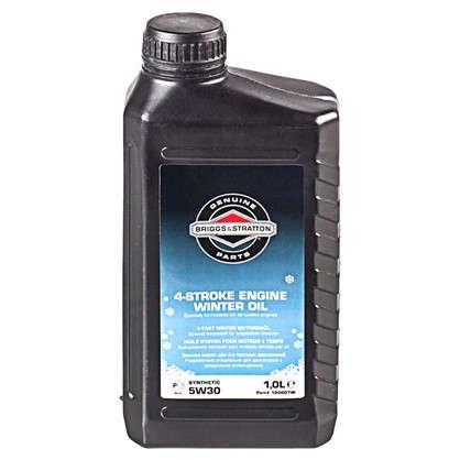 Масло моторное зимнее 4Т 5W-30 1 л цена