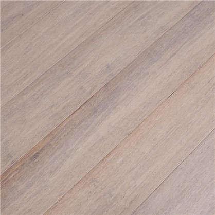 Массивная доска Бамбук Зефир лак 1.981 м2 цена